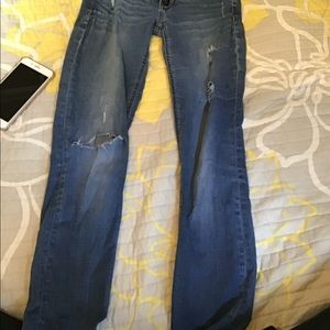 Hollister Jeans - Hollister jeans 27x31